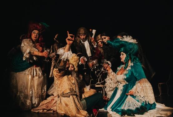 20.01.2019 - AMADEUS de Peter Schaffer, Teatrul Dramatic Fani Tardini