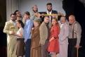 BUTOIUL CU PULBERE, Teatrul Dramatic Fani Tardini