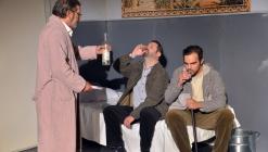 02.02.2019 - BUTOIUL CU PULBERE de Dejan Dukovski, Teatrul Dramatic Fani Tardini