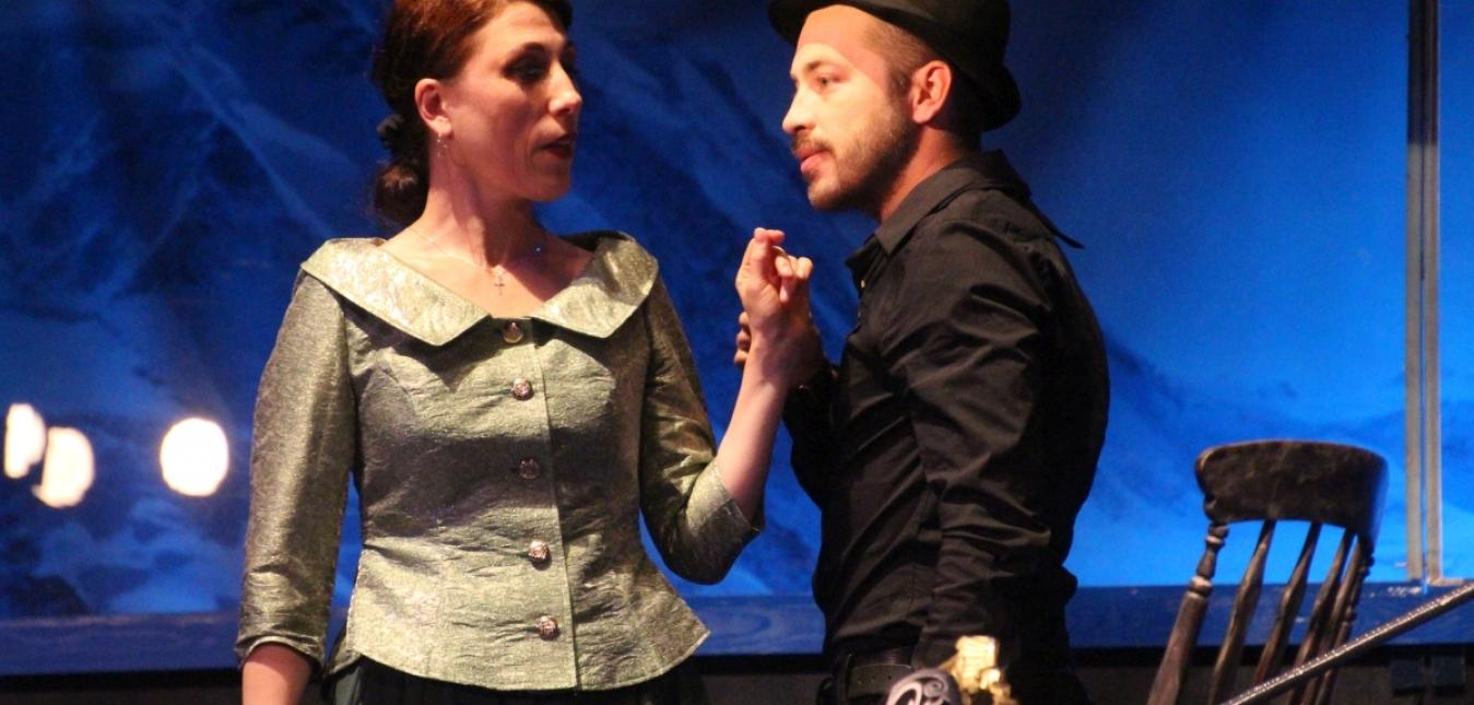 Cursa de şoareci, Teatrul Dramatic Fani Tardini Galati