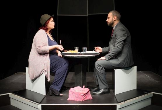 23.02.2018 - FAT PIG, Teatrul Dramatic Fani Tardini