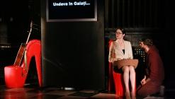 30.09.2018 - MONSTRUL NISIPURILOR, Teatrul Dramatic Fani Tardini