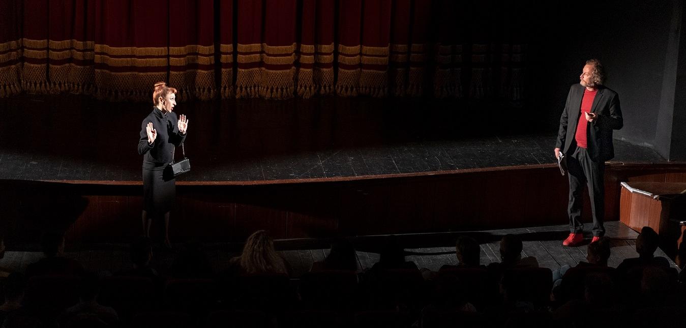 Cumpara bilete Dragoste in 3 - Alina Manole, Bucuresti ~ Teatrul Nottara - Sala Horia Lovinescu