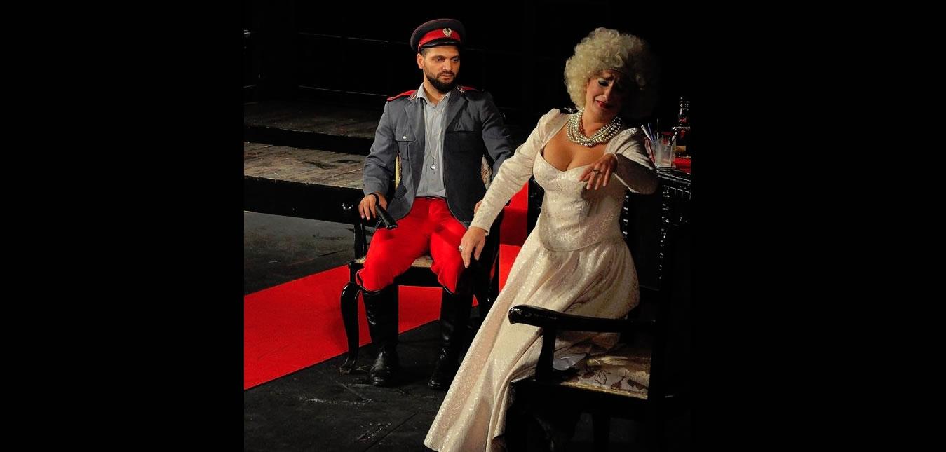 O SCRISOARE... PIERDUTĂ!!!, Teatrul Dramatic Fani Tardini Galati