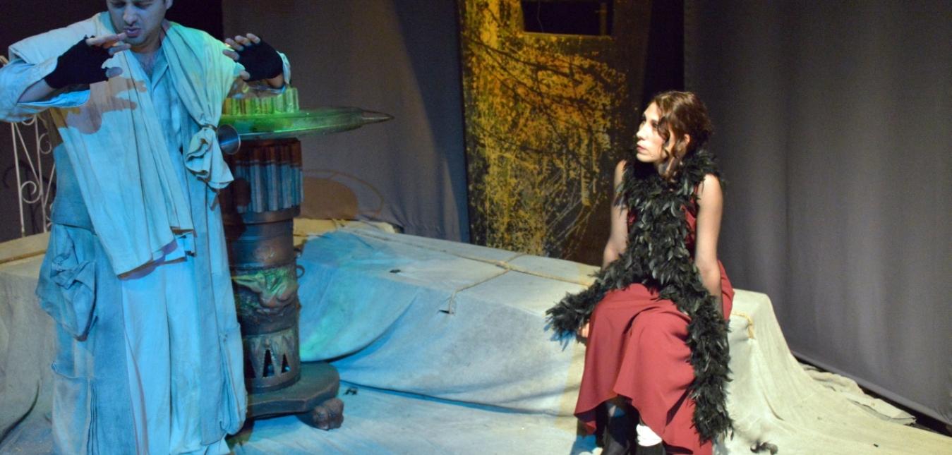 PELICANUL, Teatrul Dramatic Fani Tardini Galati