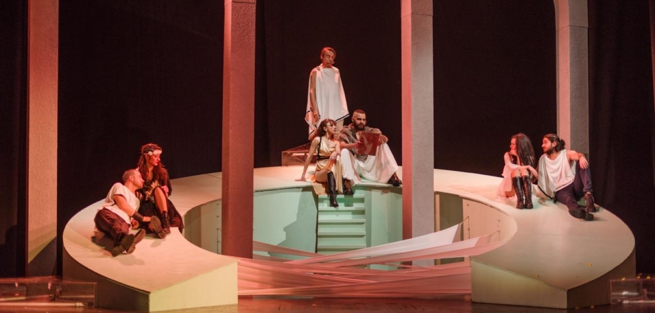 VISUL UNEI NOPȚI DE VARĂ, Teatrul Dramatic Fani Tardini Galati