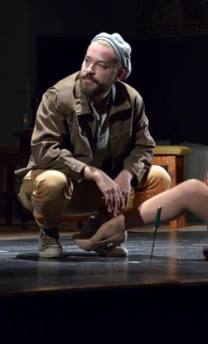 Butoiul cu pulbere, de Dejan Dukovski, regia VLAD MASSACI, Teatrul Dramatic Fani Tardini Galati