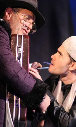 Cursa de soareci, de Agatha Christie, regia: RADU NICHIFOR, Teatrul Dramatic Fani Tardini Galati