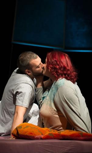 FAT PIG, de Neil LaBute, Regia Laura Moldovan, Teatrul Dramatic Fani Tardini Galati