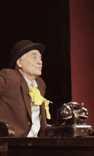O scrisoare pierduta, de I.L. Caragiale, regia Eugen FĂT, Teatrul Dramatic Fani Tardini Galati