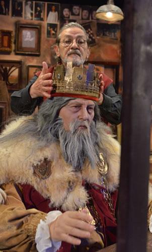 Cabinierul, de Ronald Harwood, regia Cătălin Vasiliu, Teatrul Dramatic Fani Tardini Galati
