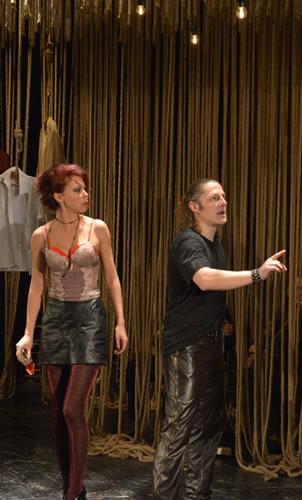 TRILOGIA BELGRĂDEANĂ, Teatrul Dramatic Fani Tardini, Galati