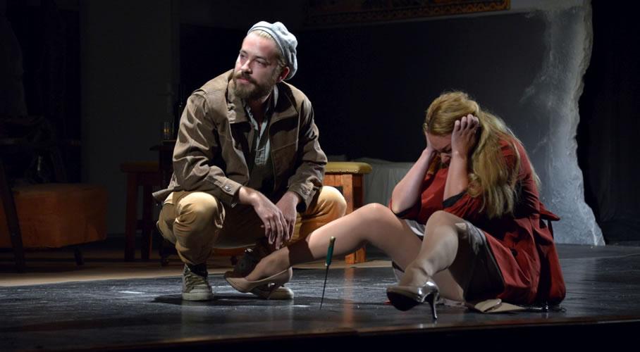 Butoiul cu pulbere, regia Vlad Massaci, Teatrul Dramatic Fani Tardini Galati